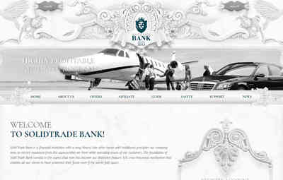 Solid Trade Bank screenshot
