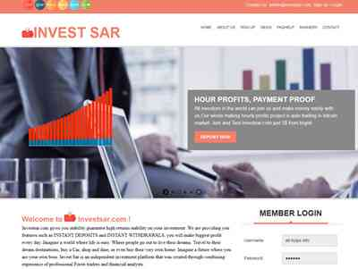 Invest Sar screenshot