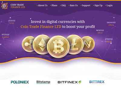 Coin Trade Finance LTD screenshot