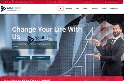 YoseTrade Limited screenshot