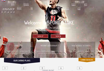 Sport-Stake screenshot