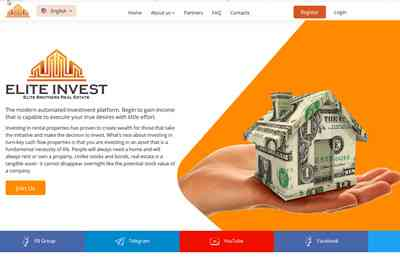 Elite Invest screenshot