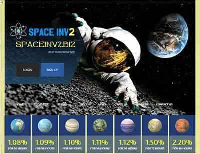 SPACEINV2 screenshot