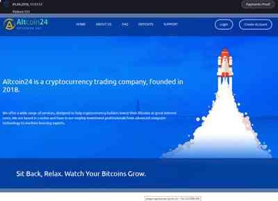 Altcoin24 screenshot