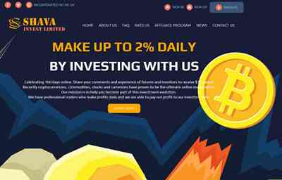 Shavainvest Limited screenshot