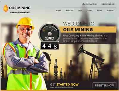 Oils-Mining Ltd screenshot