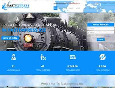 Fast Express screenshot