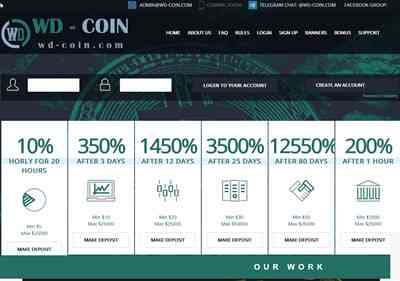 Wd-Coin Pro screenshot