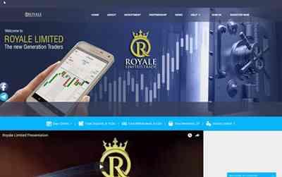 Royale Limited screenshot