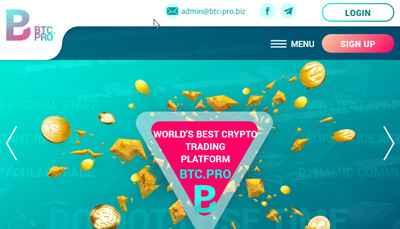 BTC PRO screenshot