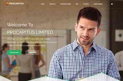Procapitus Limited screenshot