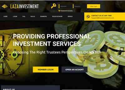 Laza Investment screenshot