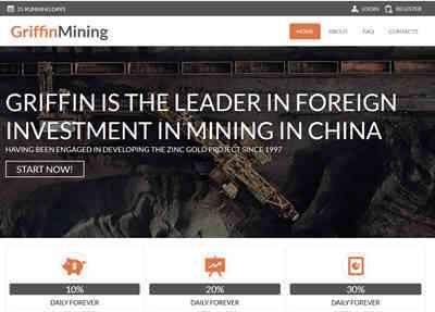 Griffin-Mining screenshot