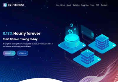 Cryptobizz LIMITED screenshot