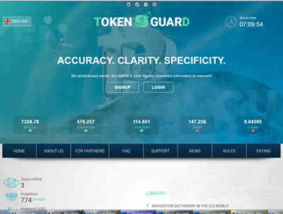 Token-Guard screenshot