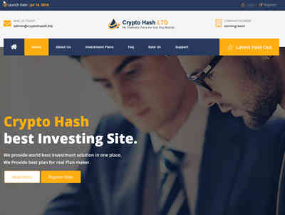 Crypto Hash LTD - cryptohash.biz