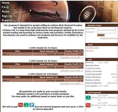 TryDens Ltd. - trydens.com 7579
