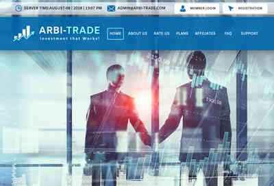 Arbi-Trade LTD - arbi-trade.com 7661