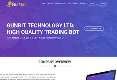 Gunbit Technology LTD. screenshot