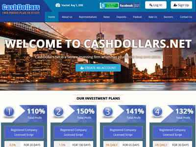 CashDollars screenshot