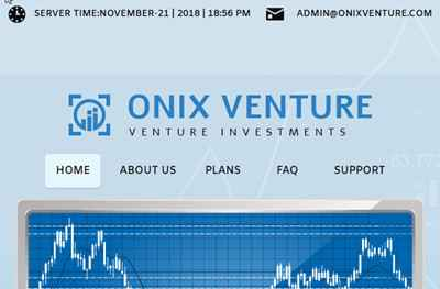 Onix Venture Ltd. screenshot