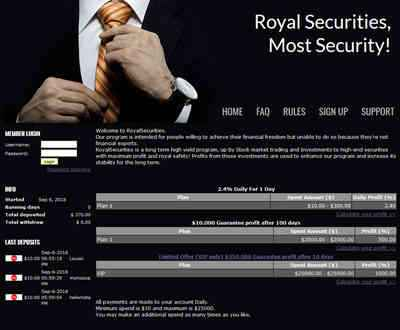 RoyalSecurities - royalsecurities.biz 7733