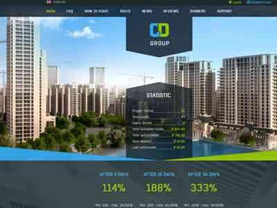 China Development Group screenshot