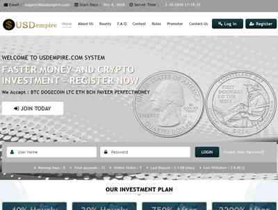 Usd Empite Limited - usdempire.com 7827