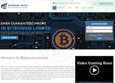 Bitbonum Limited screenshot