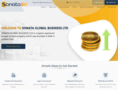 Sonata Bit LTD screenshot
