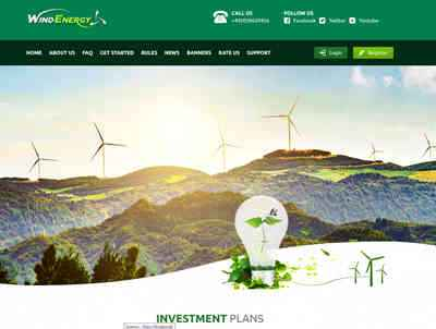 Wind Energy Inc Limited - wind-energy.biz 7882