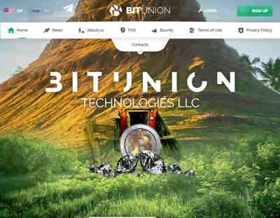 Bitunion LLC screenshot