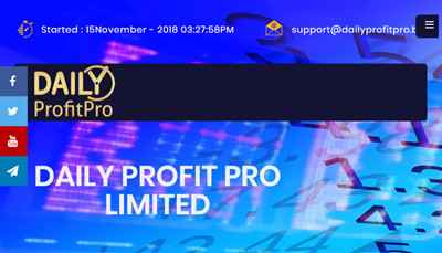 Daily Profit Pro Limited screenshot