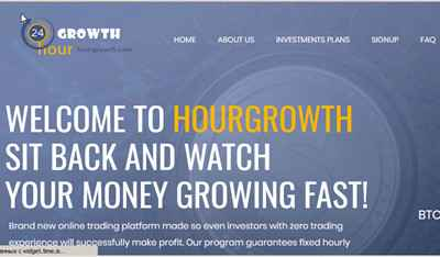 HourGrowth screenshot