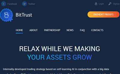 Trust Broker Services Limited - bittrust.biz 7941