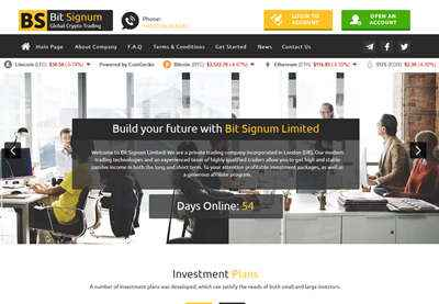 BITSignum Limited screenshot