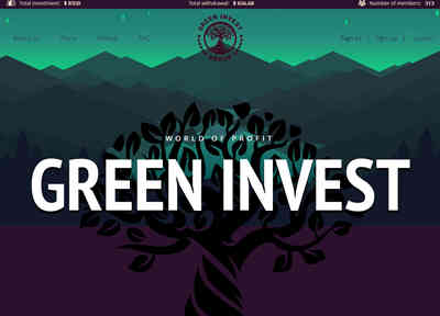 Green Invest Group screenshot