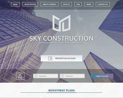 Sky Construction Limited screenshot
