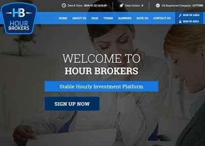 HOUR BROKERS - hourbrokers.com 8046