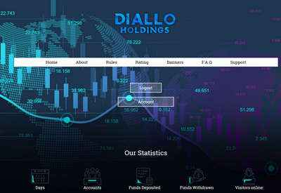 Diallo Holdings Limited screenshot