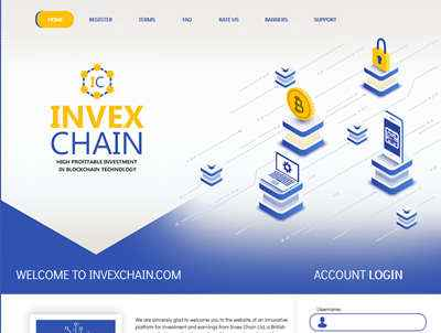 INVEX CHAIN screenshot