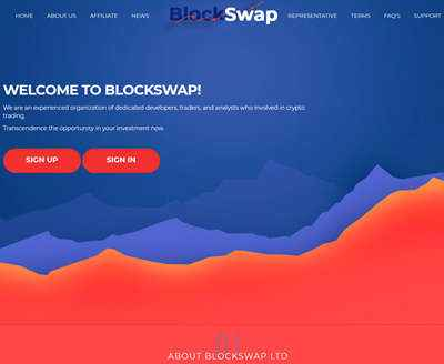 Blockswap screenshot