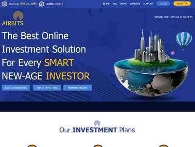 Airbits screenshot