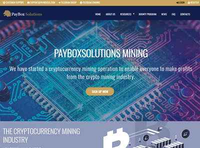Pay Box Solutions - payboxsol.com 8181