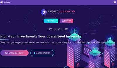 Profit Guarantee screenshot