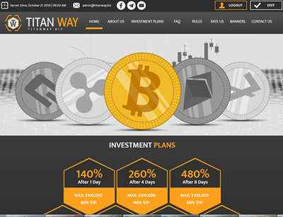 TITAN WAY LIMITED - titanway.biz