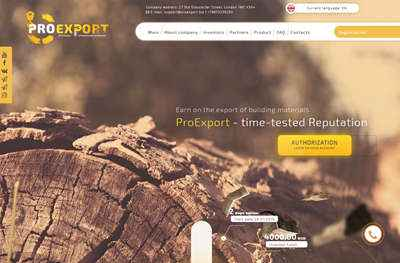 PROEXPORT LTD - proexport.biz 8329