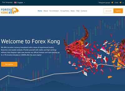 Forex Kong - forexkong.biz