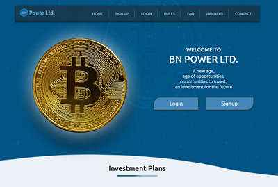 BN Power Limited screenshot