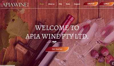 APIA WINE PTY LTD - apiawine.co 8389